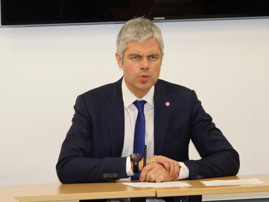 Affaires Darmanin : le ministre soupçonne un piège de Laurent Wauquiez