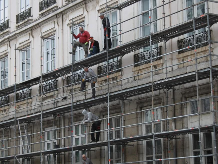 Le français bientôt imposé sur les chantiers de la Région