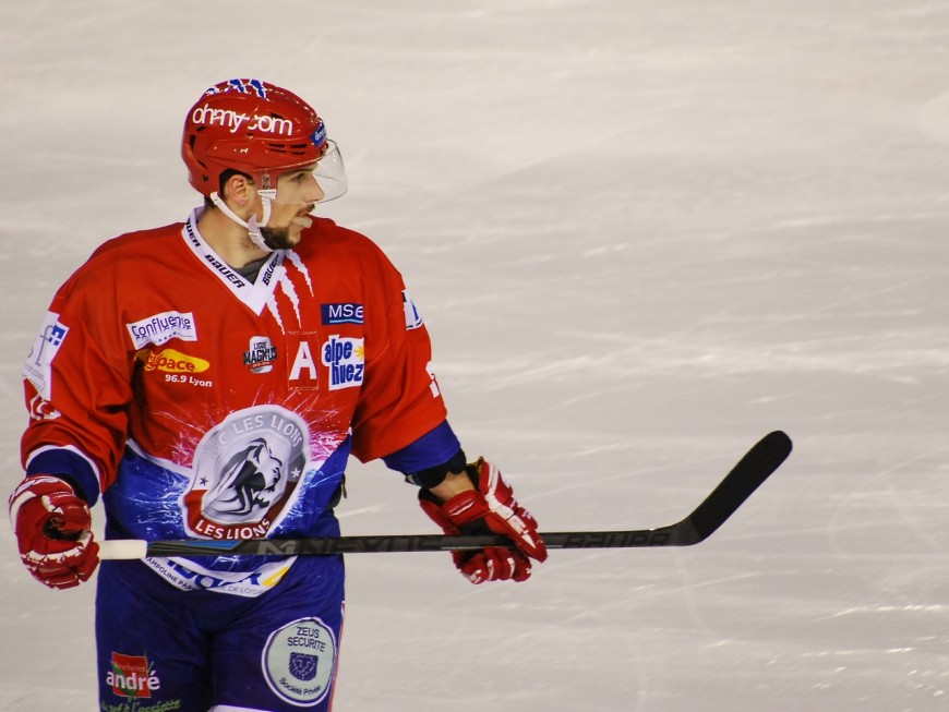 Le LHC leader de la Ligue Magnus