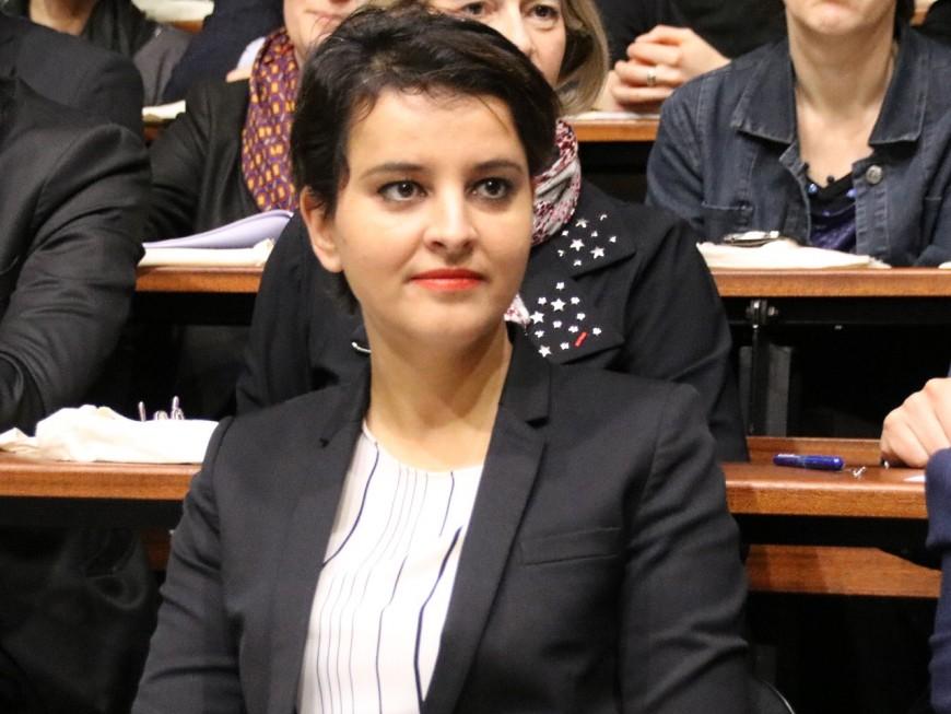 Théorie du genre : Najat Vallaud-Belkacem se paye le pape François