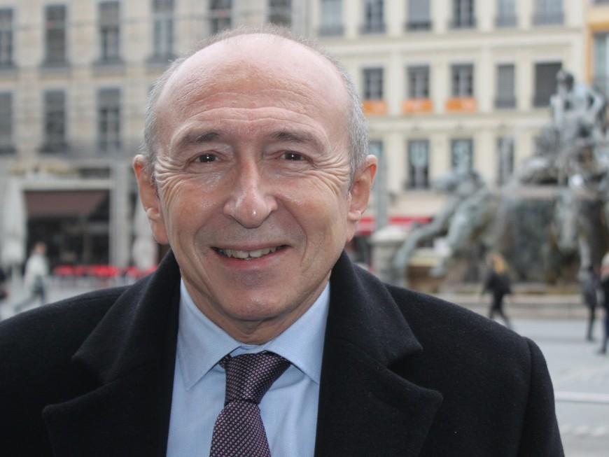 Sondage : 64% des Lyonnais favorables à un 4e mandat de Gérard Collomb à Lyon