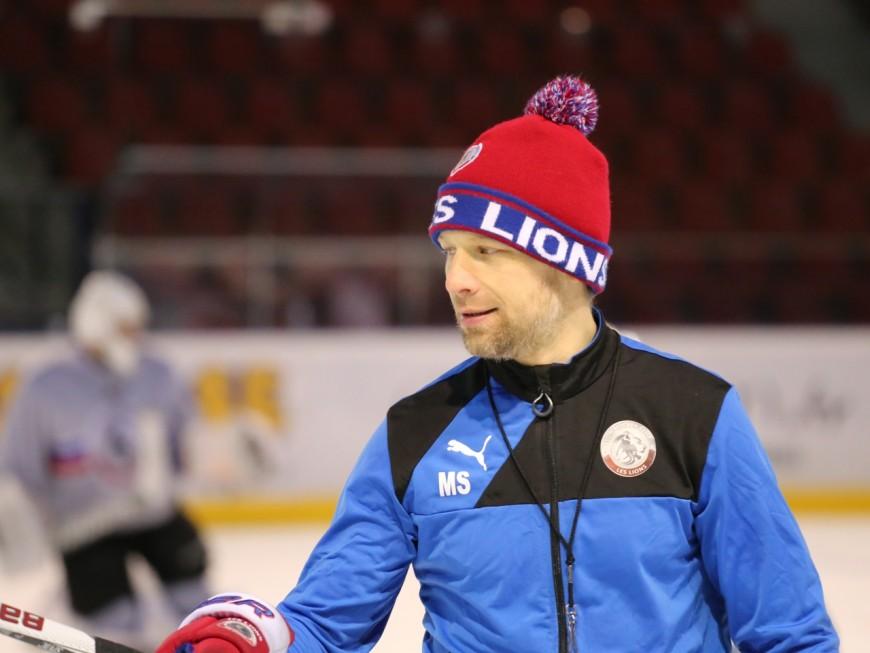 LHC : le coach Mitja Sivic terminera la saison puis s'en ira