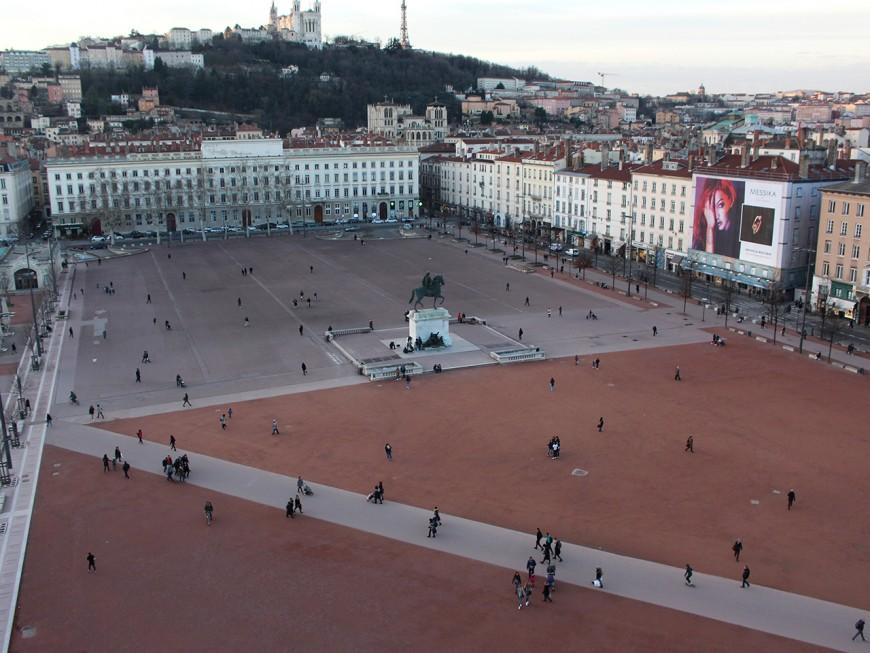 """Lyon: une nouvelle manifestation """"pour la liberté de culte"""" ce dimanche place Bellecour"""