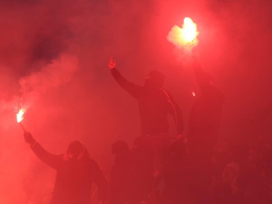 OL- Benfica : trois supporters interpellés pour utilisation d'engins pyrotechnique