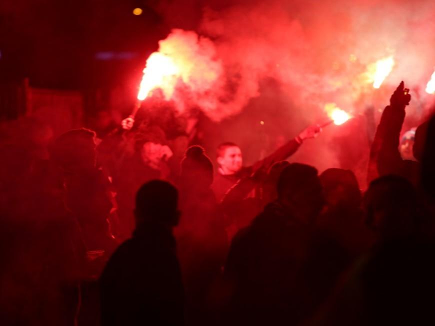 Trois Marseillais interpellés pour introduction de fumigènes lors de la finale de l'Europa League