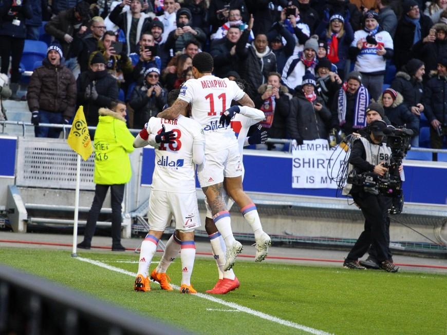 L'OL souffre mais s'impose à Dijon (2-5)
