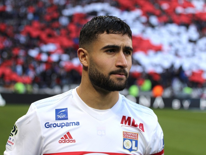 Nabil Fekir de retour à l'entraînement