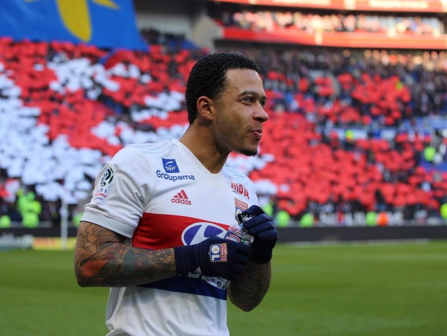 Coupe de France : contre Caen, l'OL et Depay retrouvent le sourire (3-1)