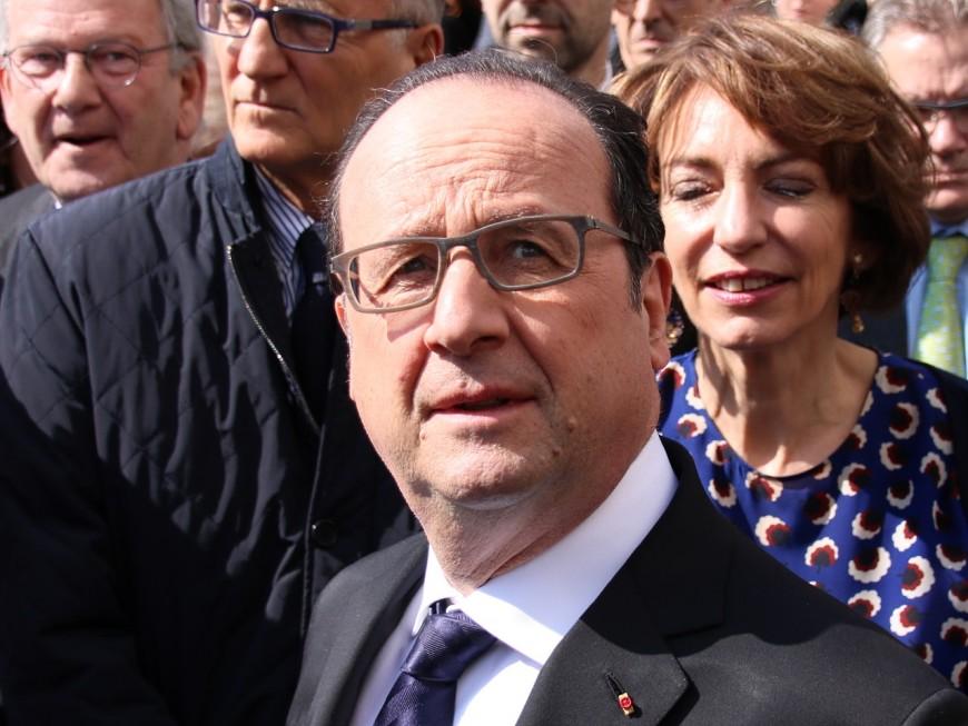 """Hollande pas candidat en 2017 : un acte """"digne"""" aux yeux des politiques lyonnais"""