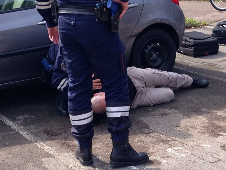 Lyon : l'agresseur condamné à 18 mois de prison dont trois avec sursis