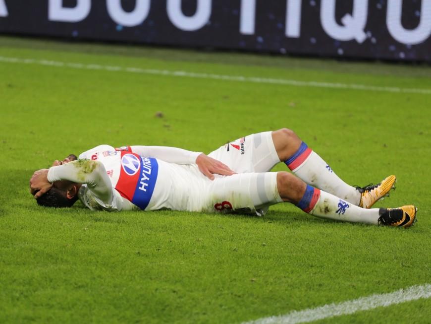 OL : Nabil Fekir forfait pour la réception de Caen