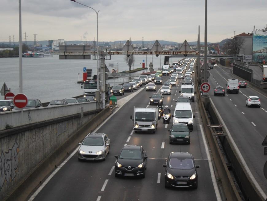Déclassement de l'A6/A7 à Lyon : le décret publié ce jeudi !