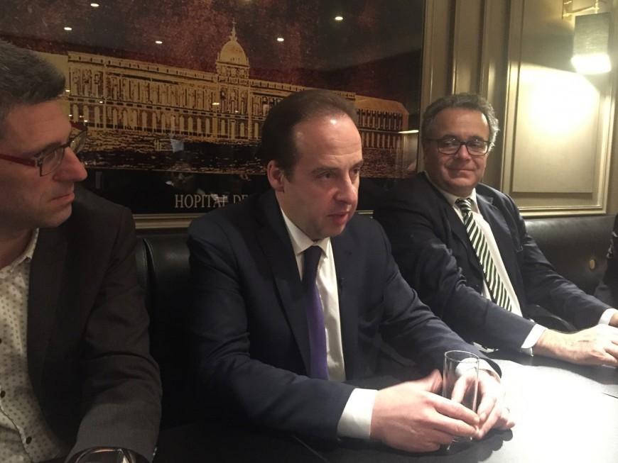 Primaire : Lagarde, Mariton et Reynier à Lyon vendredi pour la campagne d'Alain Juppé