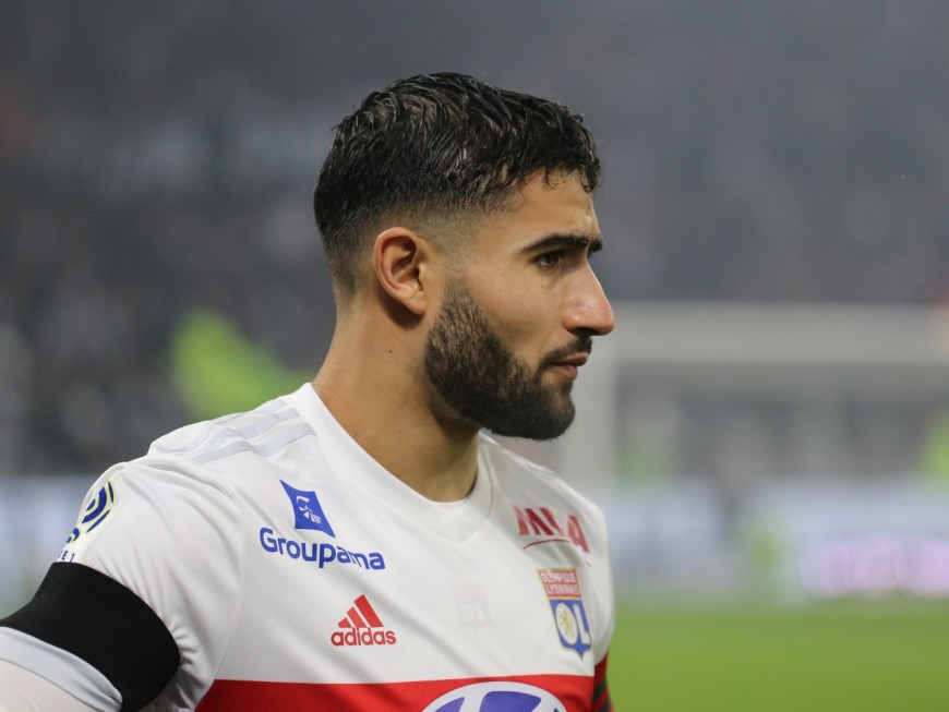 En supériorité numérique, Lyon est tenu en échec à Caen (2-2) - VIDEO