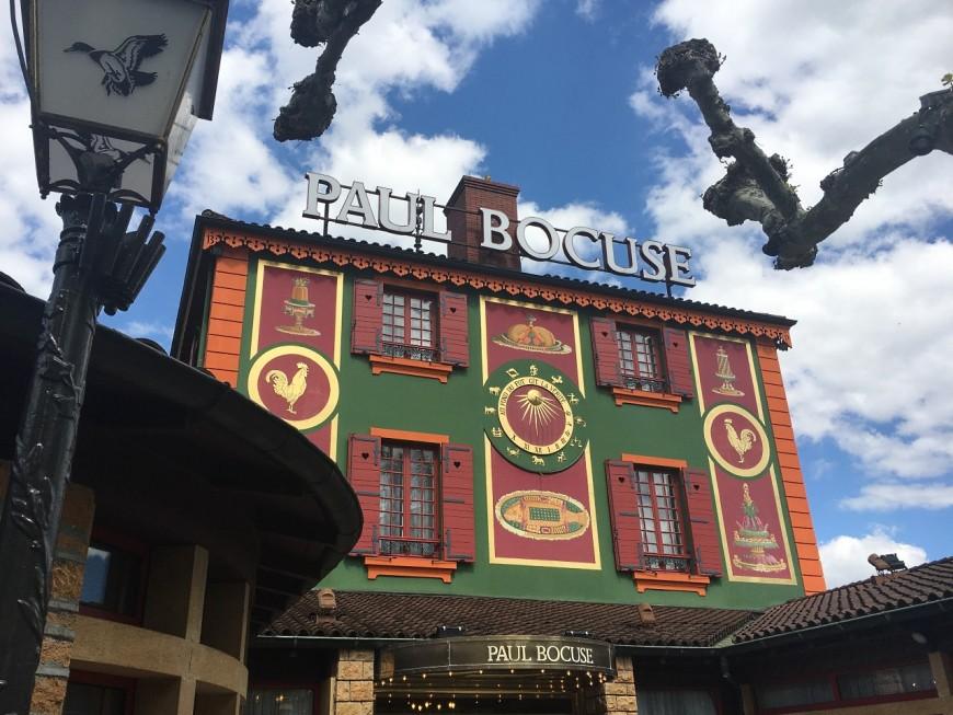 """Le restaurant Paul Bocuse recrute le """"sommelier de l'année"""""""