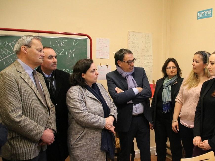Rhône : Emmanuelle Cosse annonce 366 places d'hébergement d'urgence supplémentaires