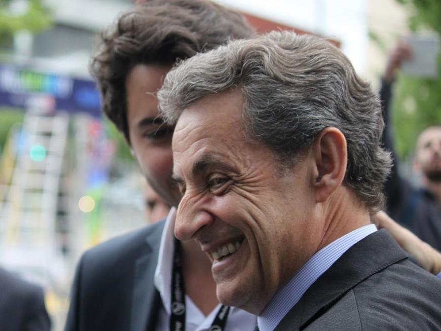 A Lyon, Nicolas Sarkozy apprend l'existence du Bon Coin