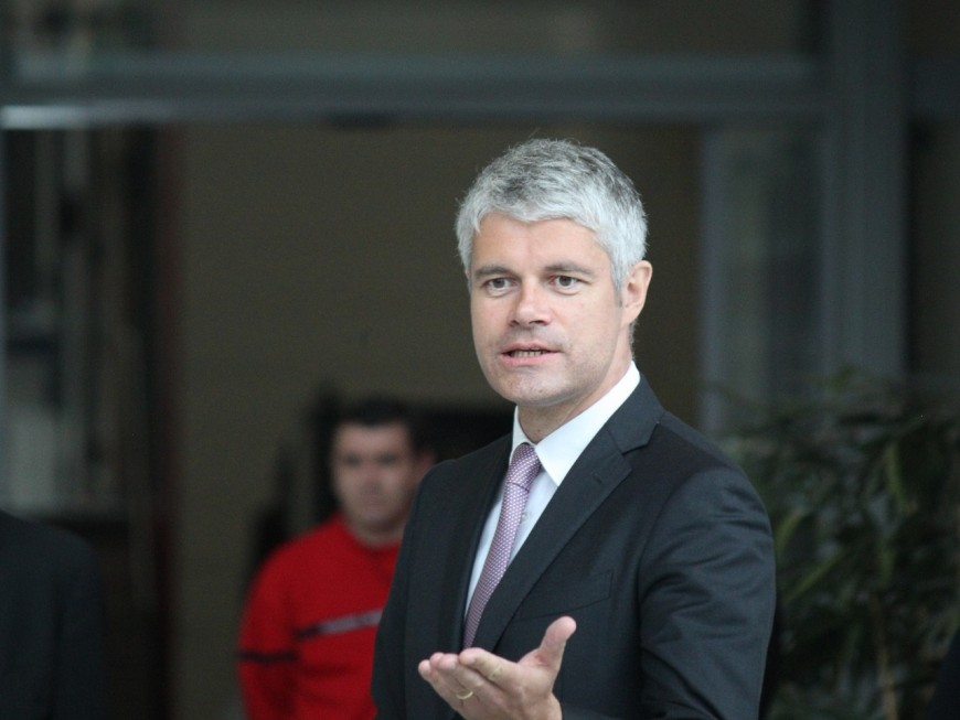 """Présidentielle : Laurent Wauquiez demande à son camp """"d'arrêter de parler de complot"""""""