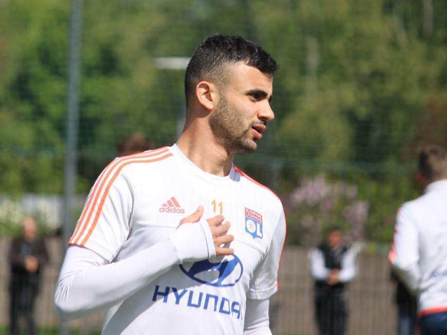 OL : Rachid Ghezzal placé sur la liste des transferts