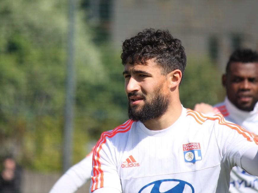 OL : Fekir indisponible 3 semaines, il manquera les Bleus avec Lacazette