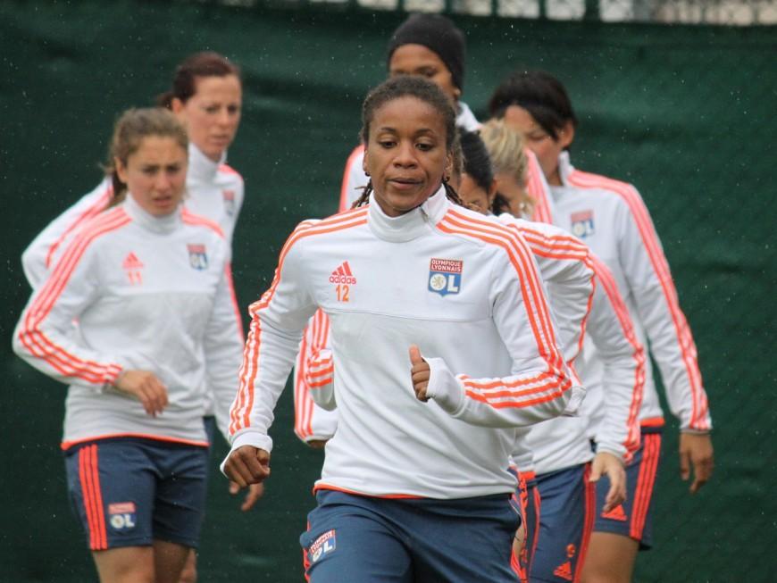 Entre deux matchs de Ligue des Champions, l'OL féminin reçoit Bordeaux