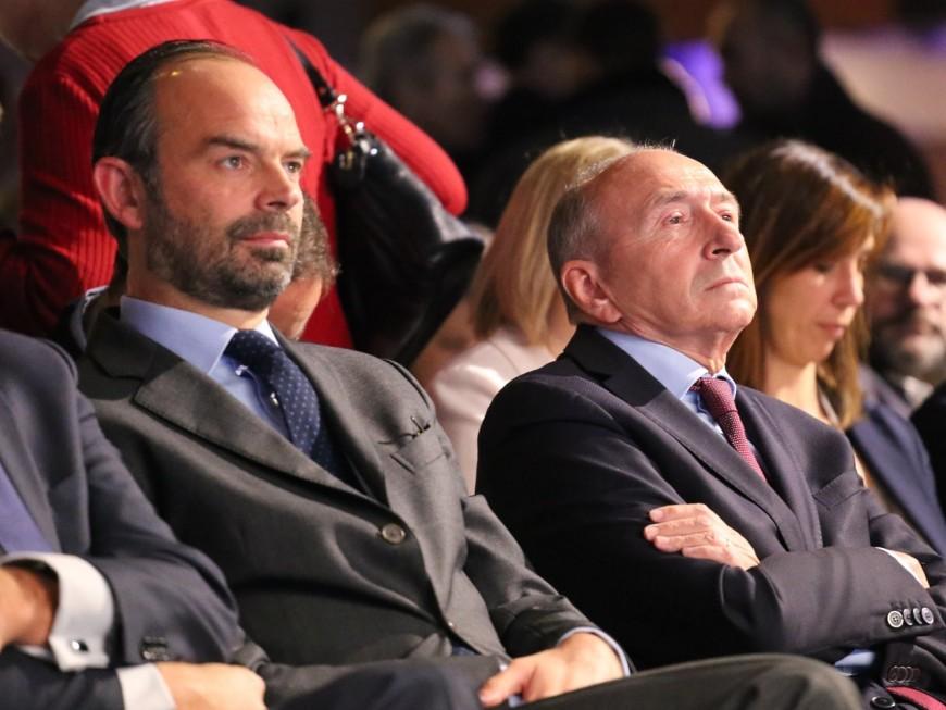 Incidents du 1er mai : en retard, Gérard Collomb puni par Edouard Philippe ?