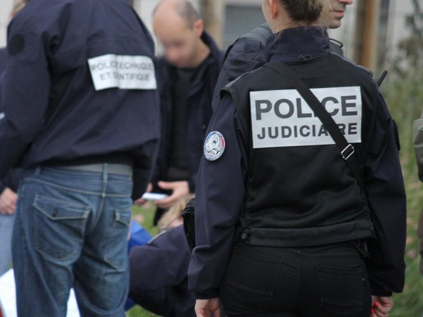 La PJ de Lyon saisit plus de deux tonnes de cannabis au même endroit à 24 heures d'intervalle