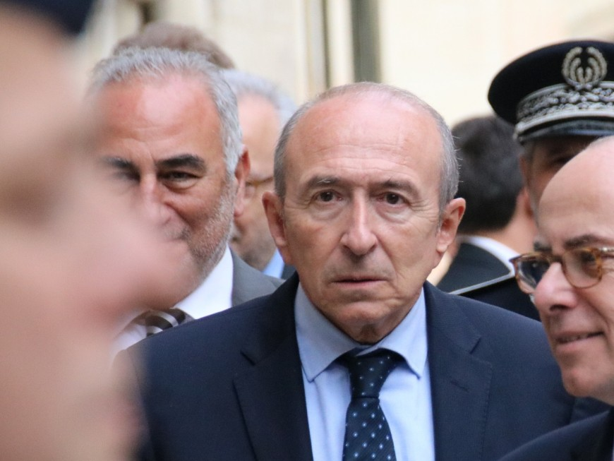 Le domicile de Gérard Collomb placé sous surveillance policière à Lyon