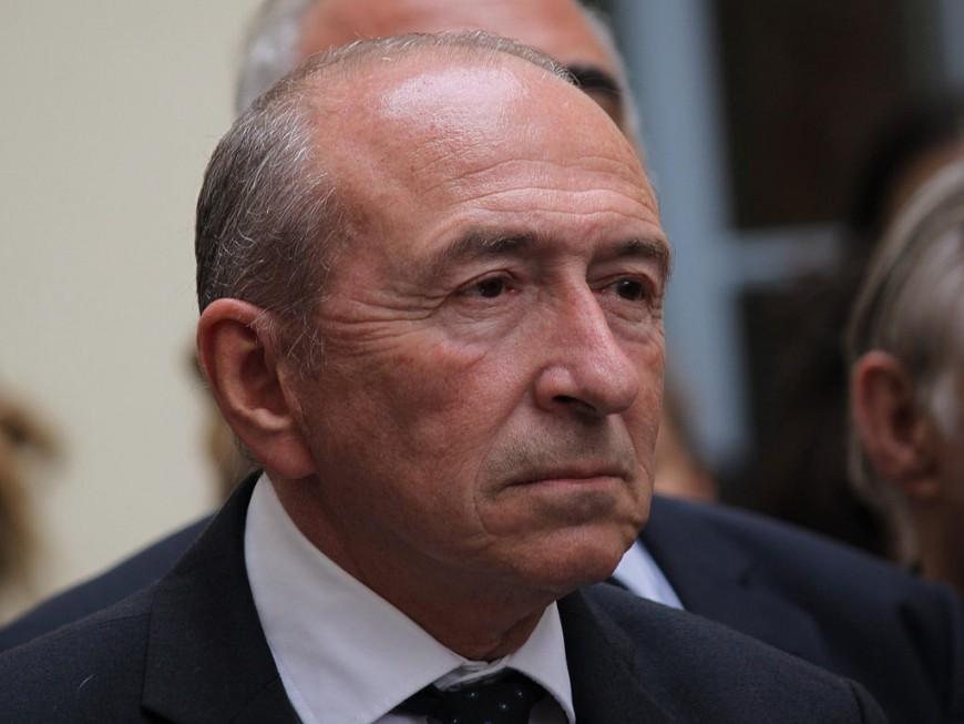 Gérard Collomb réagit à l'attentat à Saint-Etienne-du-Rouvray