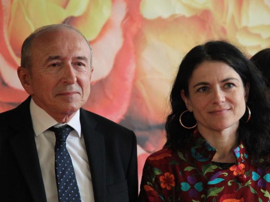 Quand la maire du 1er arrondissement de Lyon compare Collomb à Bouteflika