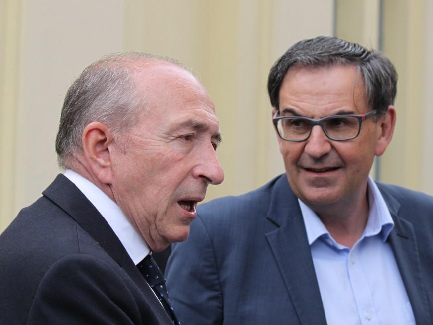 Métropole de Lyon : Collomb au secours d'une proche placardisée par Kimelfeld