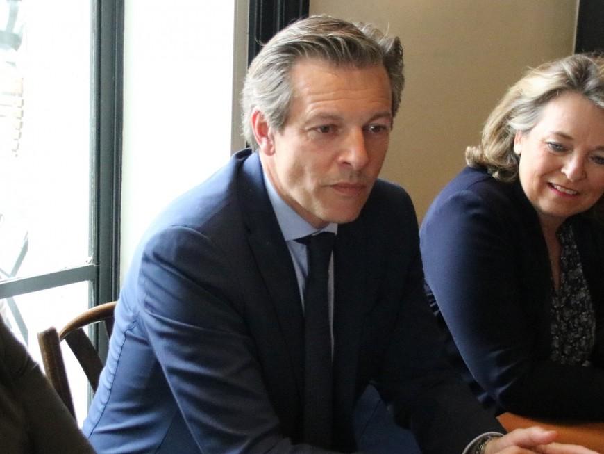 Pascal Blache constitue sa task-force pour la Métropole