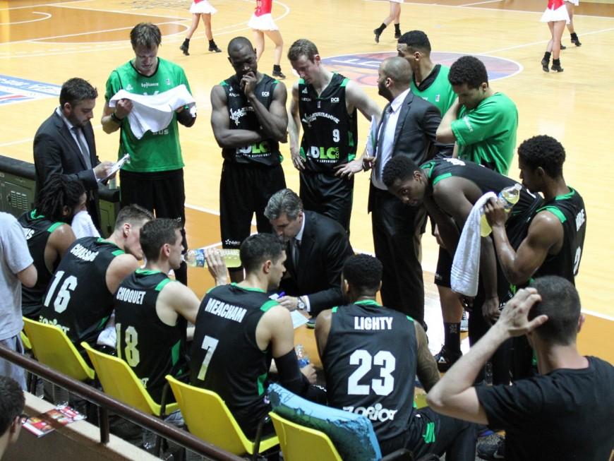FIBA CUP : l'ASVEL a son destin entre les mains