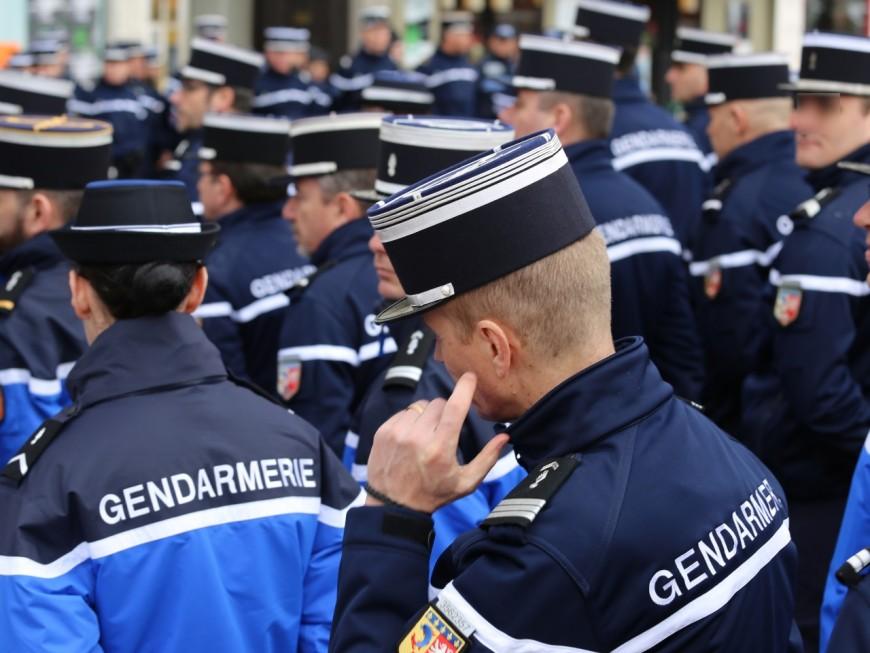 Les gendarmes du Rhône tiennent parole : vous pourrez voir France-Belgique avec eux !