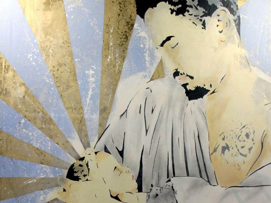 Une peinture refusée pour son caractère religieux à l'HFME de Lyon