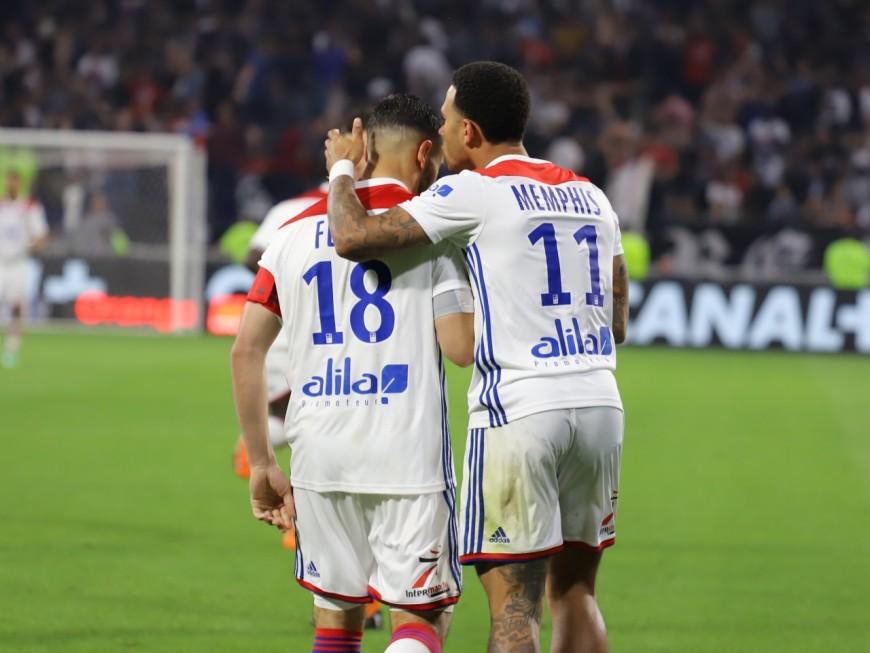 OL-Strasbourg : le retour du roi (2-0) - VIDEO