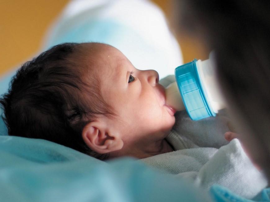 Villeurbanne : à la maternité, il frappe sa femme qui vient d'accoucher
