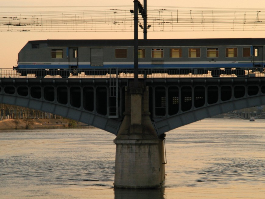 Lyon bientôt reliée à Barcelone et Zurich grâce à un train de nuit ?