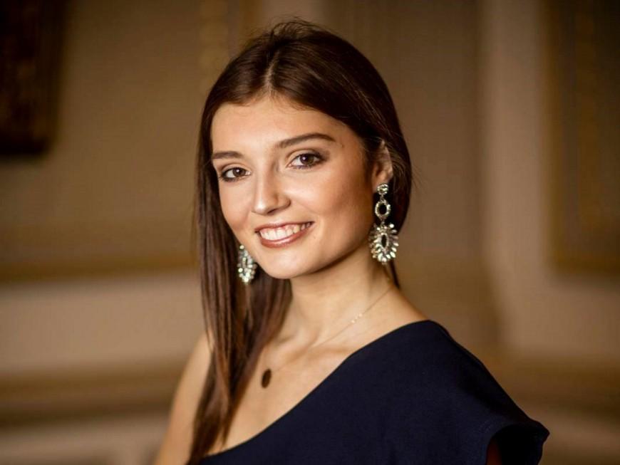 Julie Tagliavacca est Miss Lyon 2018
