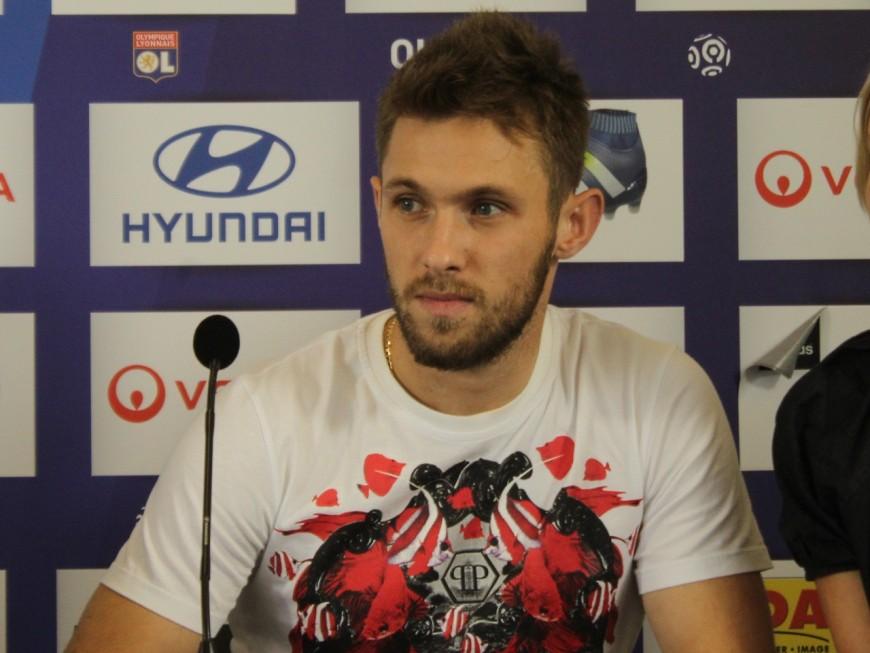 OL : Rybus probablement titulaire face à Caen, Ghezzal reste indisponible