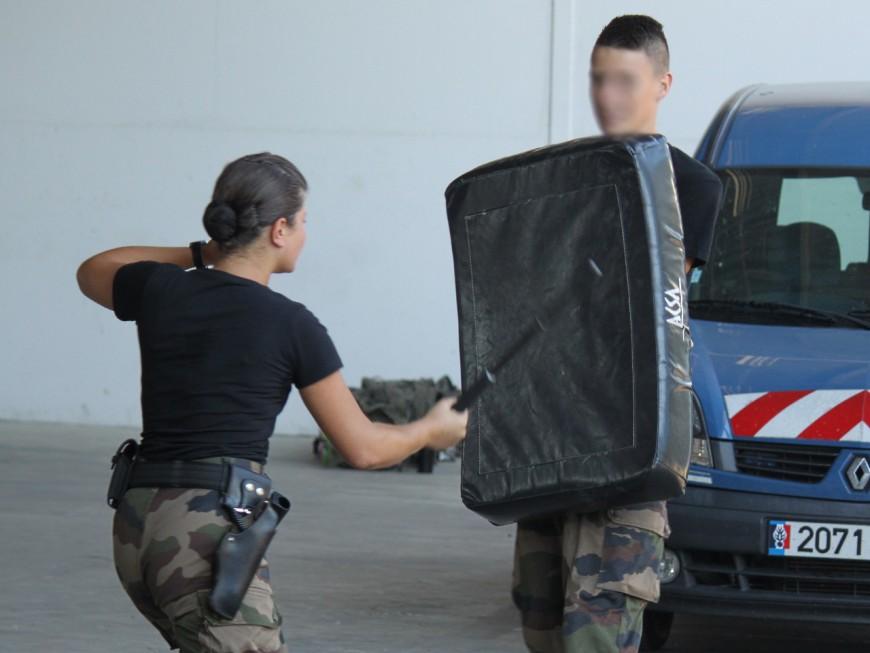 Rhône : les gendarmes aux côtés des policiers dans les TER