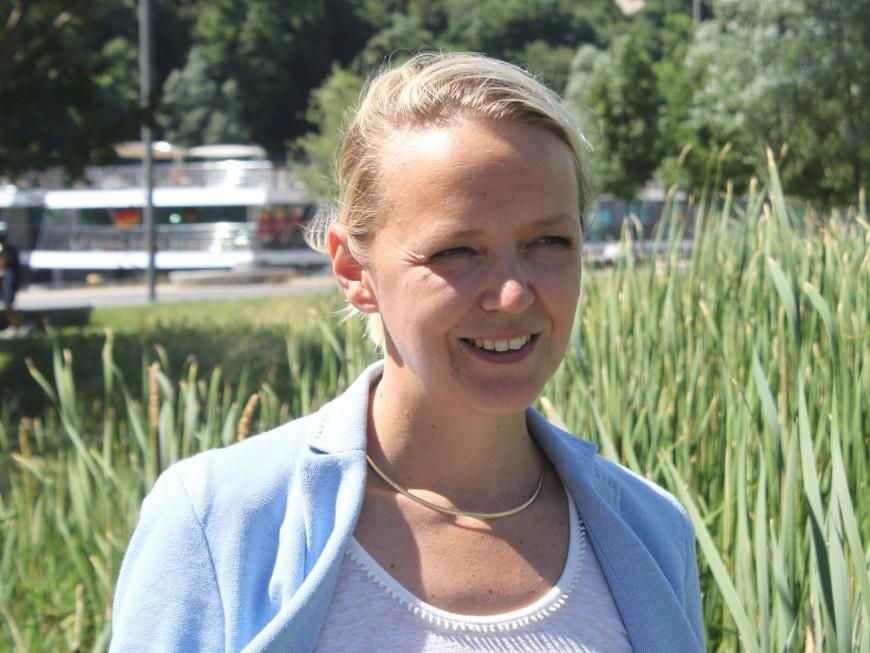 Législatives 2017 : Anne Lorne (LR) déjà en campagne dans la 1e circonscription du Rhône