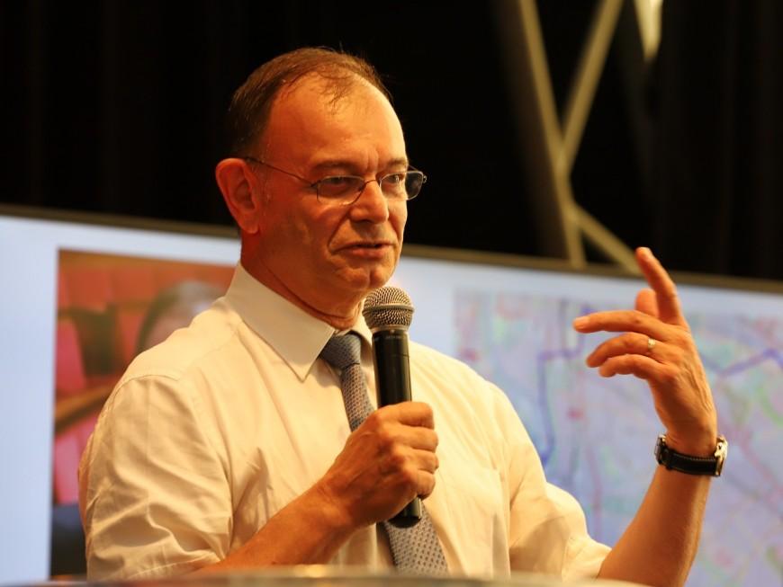 Métropolitaines : Blein candidat sur une circonscription, Kimelfeld le soutient (Màj)