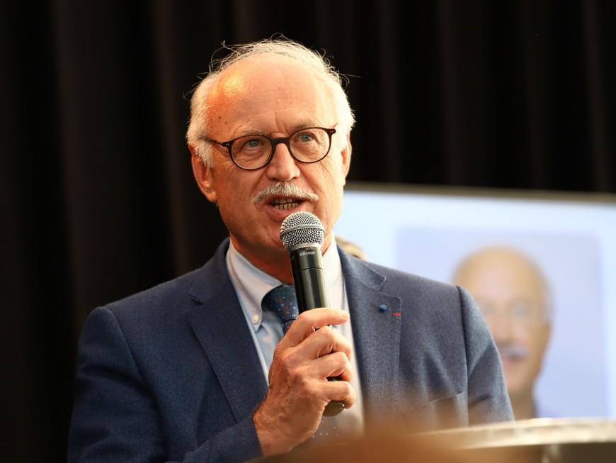 """Alliance Collomb-LR : un """"effondrement des valeurs"""" pour son ancien premier adjoint Jean-Louis Touraine"""