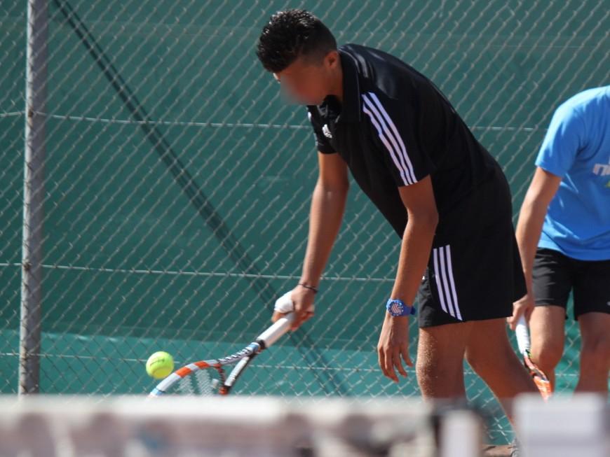 Coupe Davis : 1 800 jeunes de la région à Albertville pour soutenir l'équipe de France