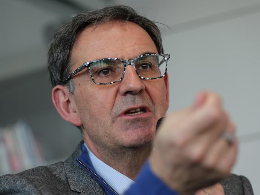 David Kimelfeld à Bruxelles pour défendre la cause de la Métropole de Lyon