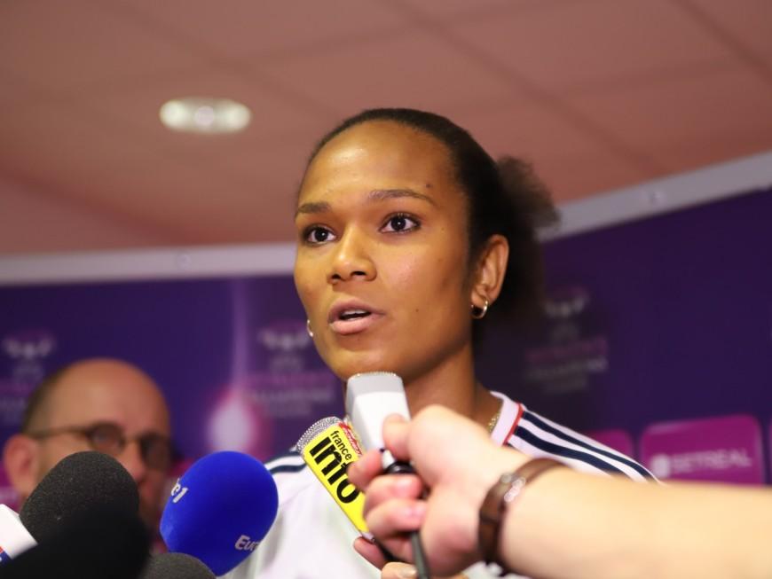 L'OL féminin déroule face à Guingamp dans un match plein d'émotions