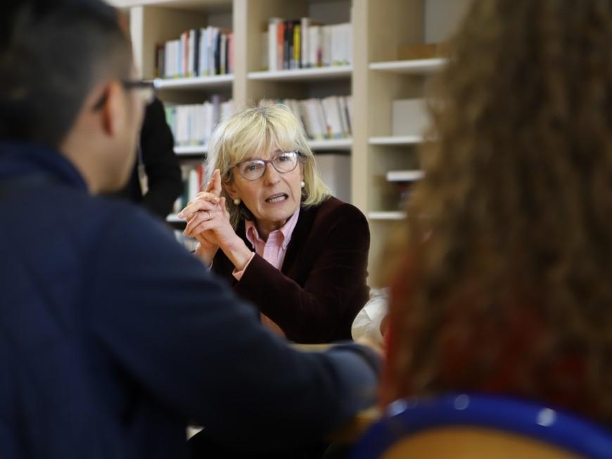 La rectrice de l'académie de Lyon s'en va, Olivier Dugrip la remplace