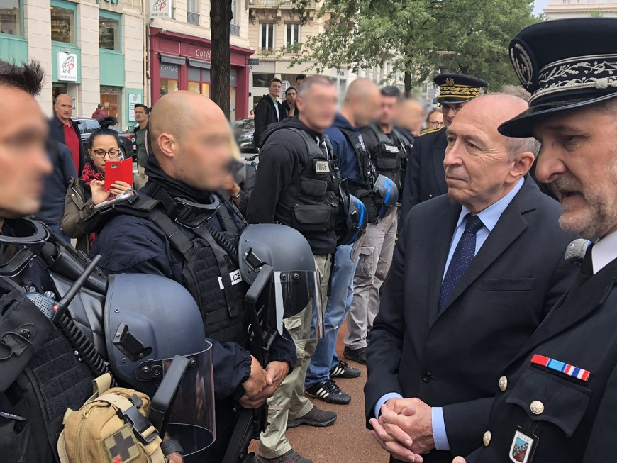 Le programme du G6 de Gérard Collomb à Lyon