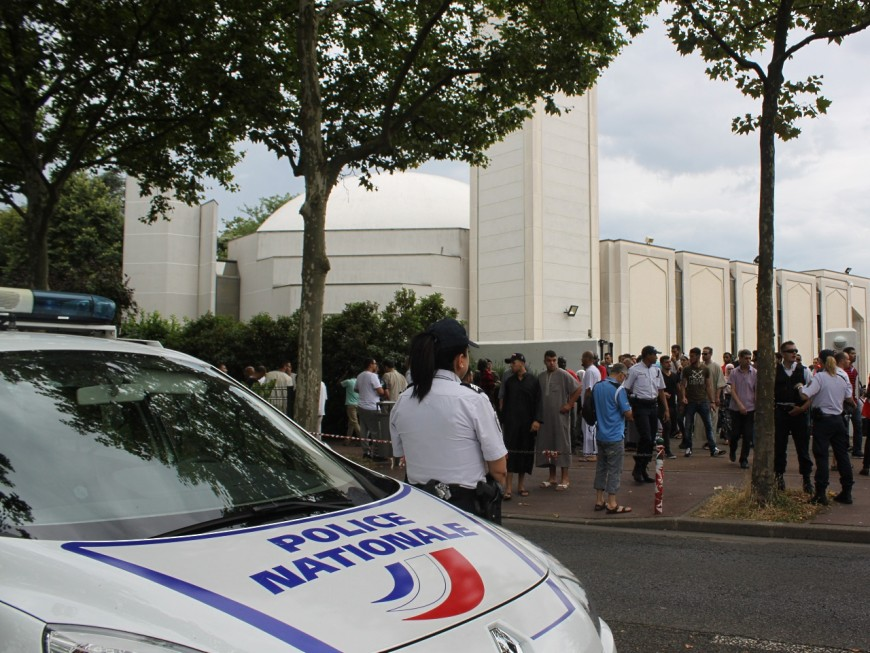 Condamné pour avoir lancé une fausse alerte à la bombe à la Grande mosquée de Lyon